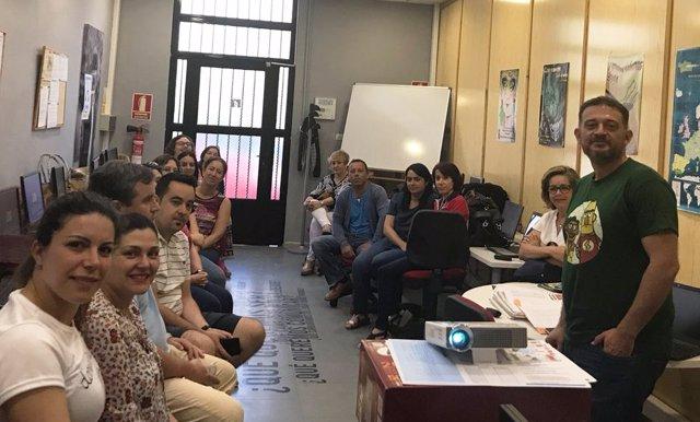 Agentes Guadalinfo se forman para mejorar sus competencias digitales