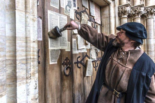 Lutero: La reforma