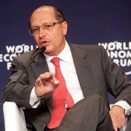 Geraldo Alckmin, exgobernador de Sao Paulo
