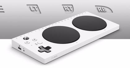 Microsoft lanza el mando inclusivo Xbox Adaptive Controller, adaptado para jugadores con movilidad reducida