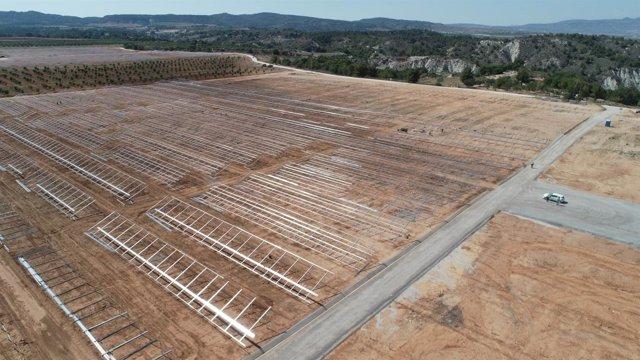 Proyecto 'Mula', planta fotovoltaica en Murcia