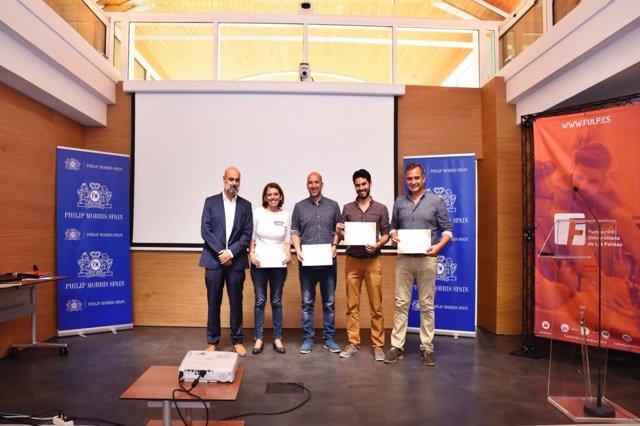 Cuatro emprendedores canarios reciben ayudas para poner en marcha sus proyectos