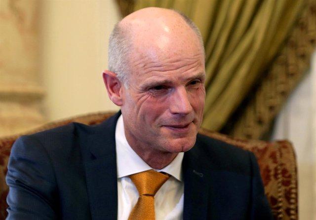 El ministro de Exteriores de Países Bajos, Stef Blok