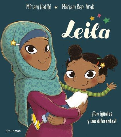 Miriam Hatibi muestra el valor de la diversidad en el cuento infantil 'Leila'