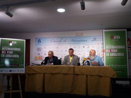 El primer Congreso Internacional del Vino en Andalucía reunirá en Sanlúcar (Cádiz) a más de un centenar de expertos
