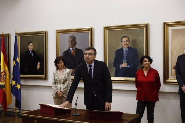 José Antonio Montilla, nuevo secretario de Estado de Relaciones con las Cortes