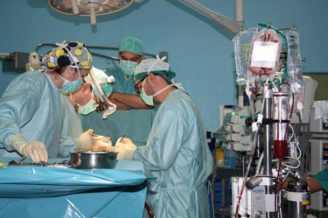 Formación en cirugía
