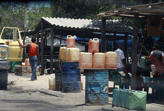 Colombia frontera Venezuela gasolina
