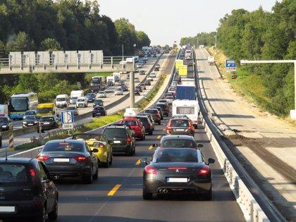 Frankfurt deberá prohibir la circulación de vehículos diésel antiguos desde el próximo febrero