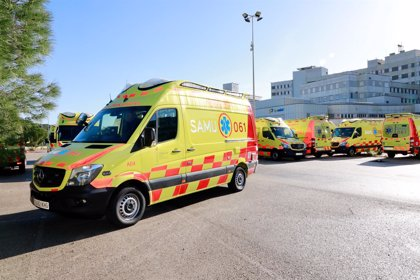 En estado grave un motorista de 52 años tras colisionar con un turismo en la carretera de Llucmajor a Campos