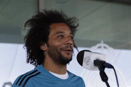 """Marcelo: """"Mucha gente se esconde en la redes sociales para hablar tonterías, pero me quedo en el Madrid"""""""