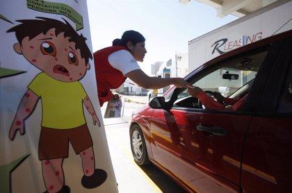 Brasil atribuye 1.500 casos de sarampión a un brote originado en Venezuela