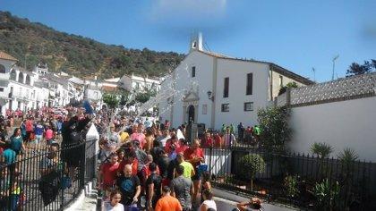 Galaroza acoge este jueves su tradicional fiesta de 'Los Jarritos' con el agua como protagonista