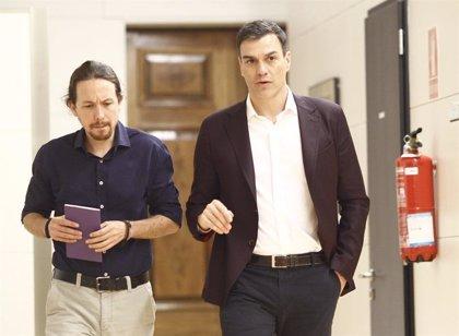 Iglesias ofrecerá a Sánchez su apoyo en los Presupuestos a cambio de medidas en pensiones, alquileres o dependencia