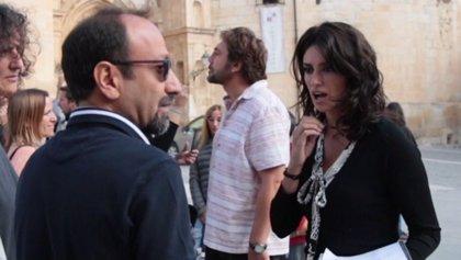 """Penélope Cruz: """"Asghar Farhadi no va de profeta por la vida, pero para mí es mucho más que un director"""""""