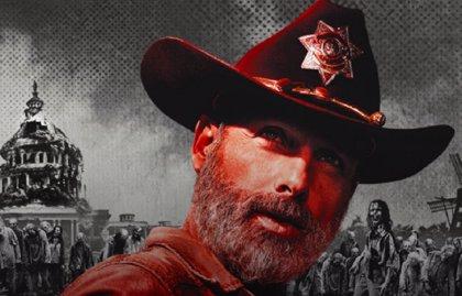 The Walking Dead: Nuevo póster protagonizado por Rick y una extensa sinopsis oficial de la 9ª temporada