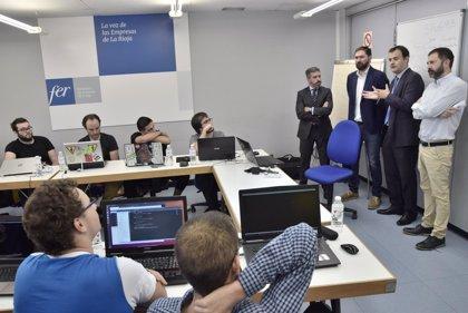 FER y Bankia inauguran en La Rioja el primer curso DITEC de competencias digitales con 17 alumnos
