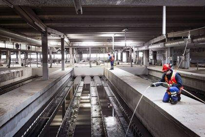 Veolia renueva sus certificados AENOR que la acreditan como una empresa medioambientalmente sostenible
