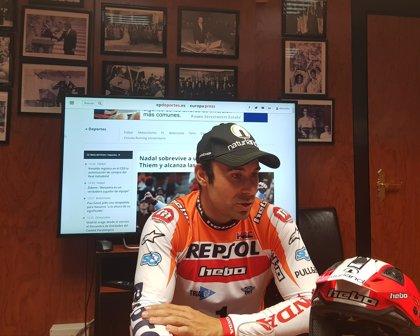 """Bou: """"Después de la lesión veo más lejos el Dakar, no me atrae"""""""