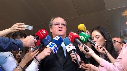 Gabilondo dice no conocer qué candidato se postulará a la Alcaldía de Madrid y asegura que se elegirá en primarias
