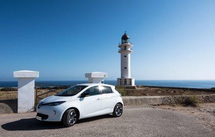 Europcar adquiere 21 unidades del eléctrico Renault ZOE para su flota en Formentera