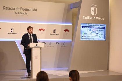 C-LM espera que Ribera apoye a toda la gente de la región que piensa que la instalación del silo no es segura