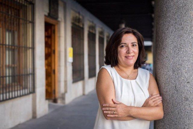 Mar Álvarez, jefa de la Unidad de Coordinación contra la Violencia de la Mujer