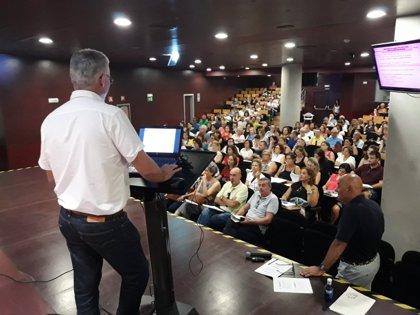 Casi 350 candidatos se examinan este sábado para optar a 27 plazas del Servicio Murciano de Salud