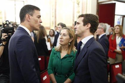 Moncloa apoya la invitación de Ana Pastor a Torra para que hable en el Congreso