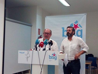 El BNG emplaza al PP a apoyar una comisión de investigación de O Marisquiño en el Parlamento
