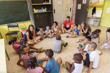 """Obra Social """"la Caixa"""" facilita la vuelta al colegio a más de 500 niños de Bizkaia en situación vulnerable"""