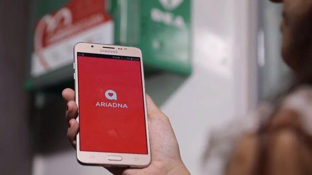 Aplicación Ariadna