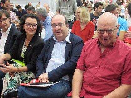 """Miquel Iceta (PSC) pide restablecer el """"consenso catalanista"""" y recuperar amplias mayorías"""