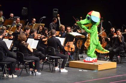 OSRM acompaña este fin de semana a 'La pandilla de Drilo' en tres conciertos infantiles en Molina de Segura