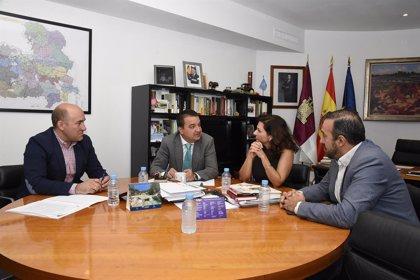 """Cs C-LM espera llegar a un acuerdo """"de mínimos"""" para apoyar el documento de la Junta en defensa del agua"""