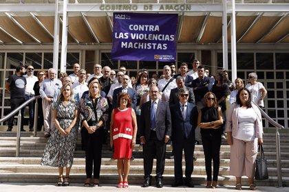 El Gobierno de Aragón condena el asesinato de una mujer en Zaragoza