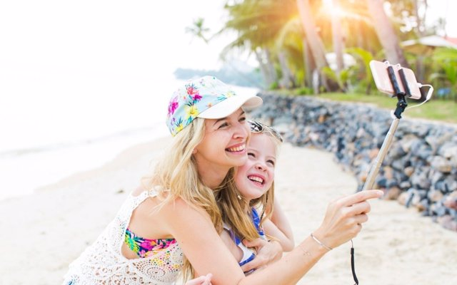 Conoce los riesgos de compartir imágenes de tus hijos en la red