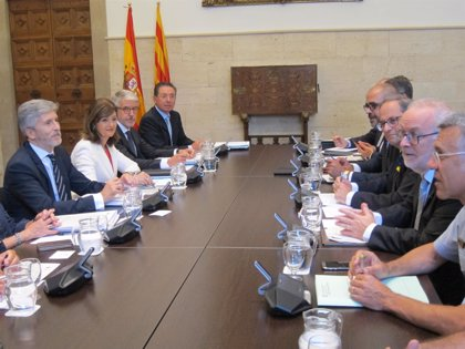 La Generalitat pide convocar 1.500 plazas de Mossos y Marlaska lo planteará a Hacienda