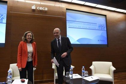 Moscovici apremia al Gobierno a presentar el proyecto presupuestario en octubre