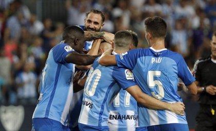Málaga-Tenerife y Deportivo-Sporting, duelos en la cumbre en LaLiga 1/2/3
