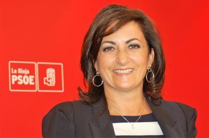 Concha Andreu única precandidata a las primarias del PSOE a la presidencia de La Rioja
