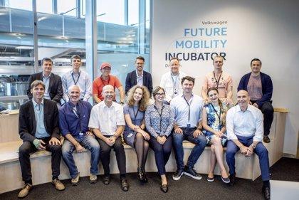 Volkswagen traslada seis nuevas 'startups' internacionales a la Fábrica de Cristal