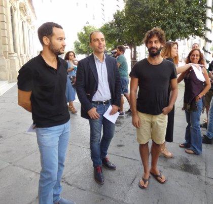 Cs, Participa e IU piden un pleno extraordinario que impulse una comisión de investigación sobre el arbolado de Sevilla