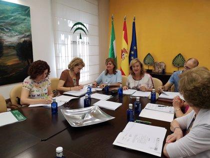 """La Junta destaca el trabajo """"esencial"""" realizado desde el Consejo Provincial de Mayores de Jaén"""