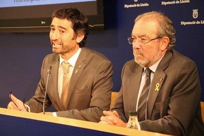 Govern y Diputación de Lleida acuerdan acelerar la extensión de la fibra óptica a los 231 municipios