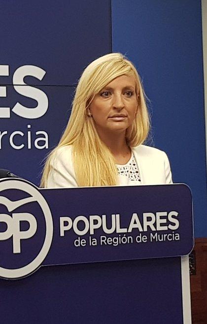 """Adelia Gálvez: """"Podemos miente sobre aulas prefabricadas y Urralburu sólo se dedica a hacer demagogia"""""""