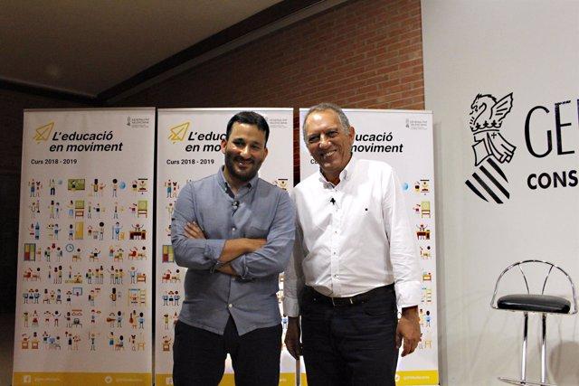 Vicent Marzà y Miquel Soler