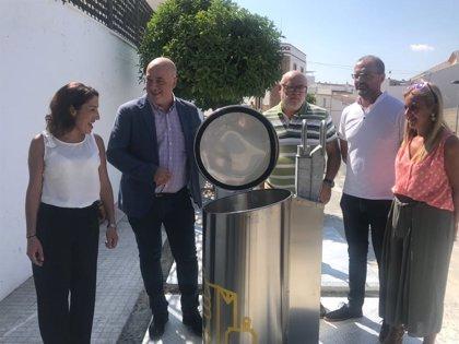 Epremasa inicia la ejecución de las obras de soterramiento de contenedores en Rute (Córdoba)