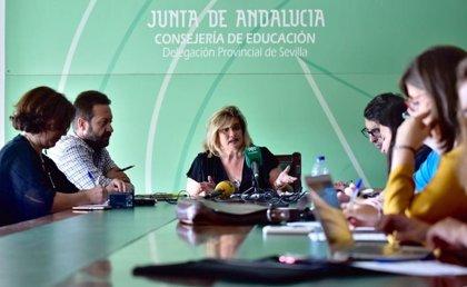 El curso escolar comenzará en Sevilla con 441.225 alumnos, 5.000 más que en 2017, y un aumento de 916 profesores