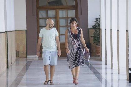 """Teresa Rodríguez confía en que Iglesias consiga en la reunión con Sánchez """"algo más que anuncios de gestos"""""""